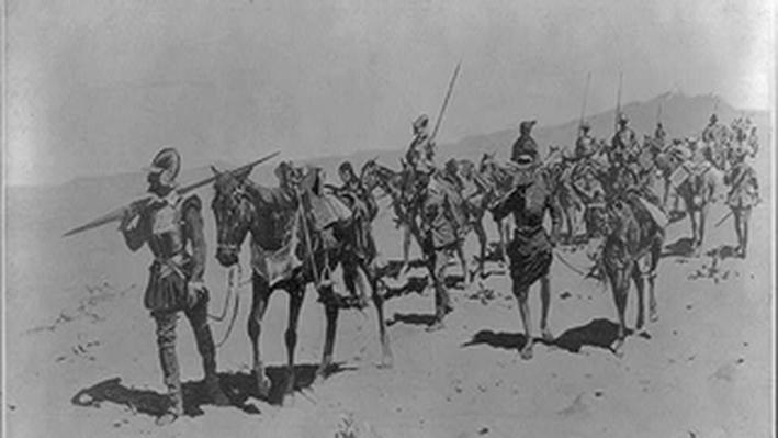 Coronado's March, Colorado