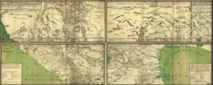 Frontera Mapa