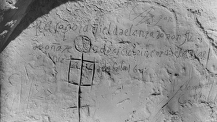 Oñate's Inscription