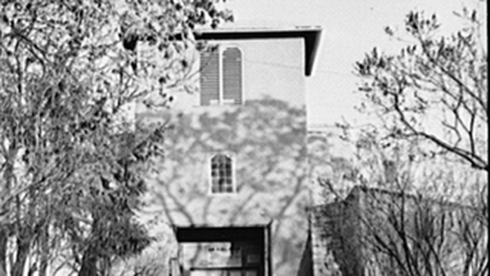 One of the Oldest Churches in the United States (Santa Fe, New Mexico)