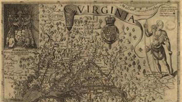 Virginia: Discovered and Discribed by Captayn John Smith, 1606