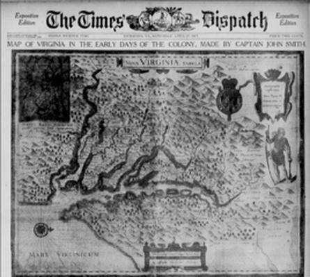 The Times Dispatch: Richmond, Virginia