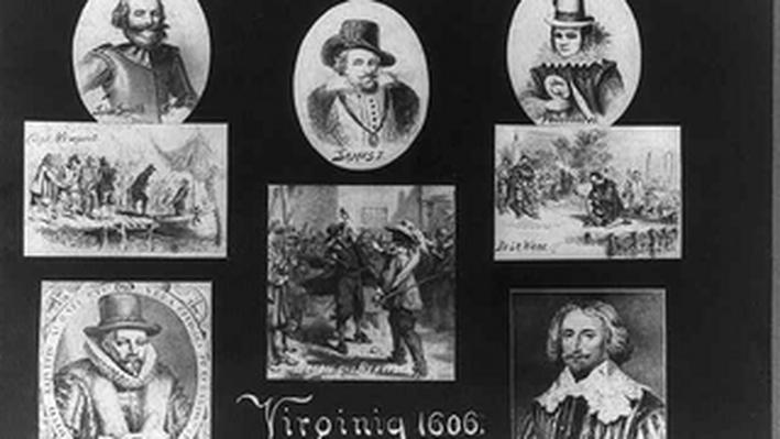 Virginia, 1606