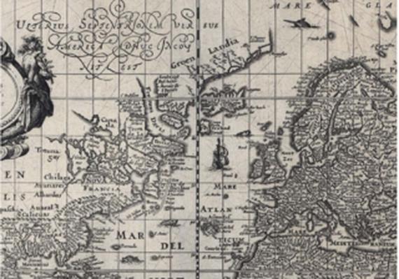Willem Blaeu: Totius Terrarum Orbis Geographica