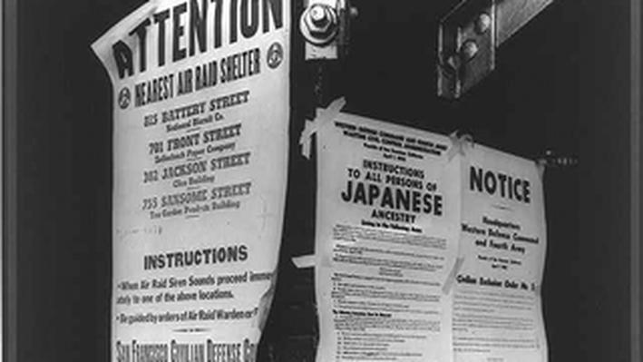 Civilian Exclusion Order #5