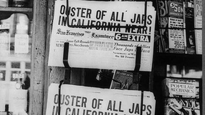 Oakland, California: Feburary 1942
