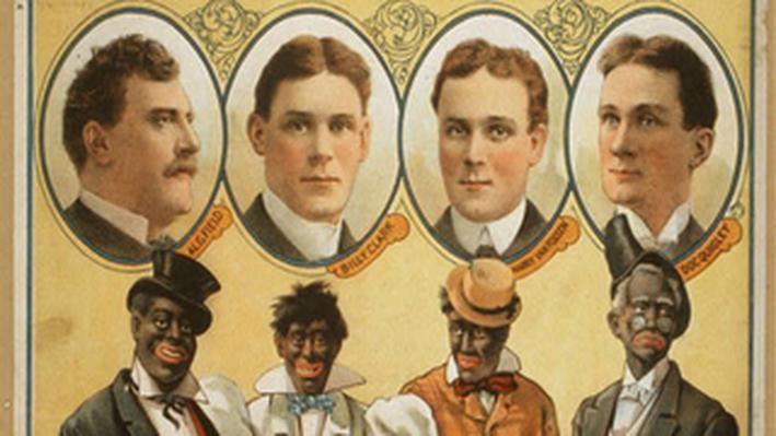 Al. G. Field Greater Minstrels Fun's Famous Fellows