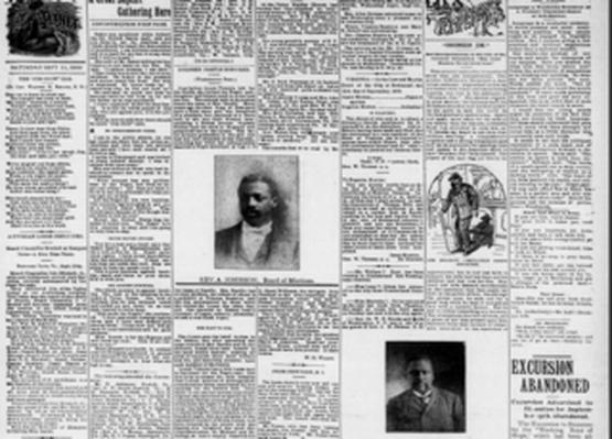 Richmond Planet: The Jim Crow Car