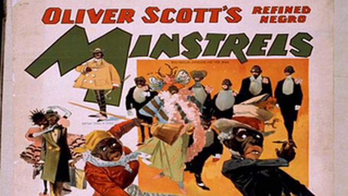 Oliver Scott's Refined Negro Minstrels