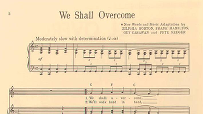 Postwar United States, 1945-1968: We Shall Overcome