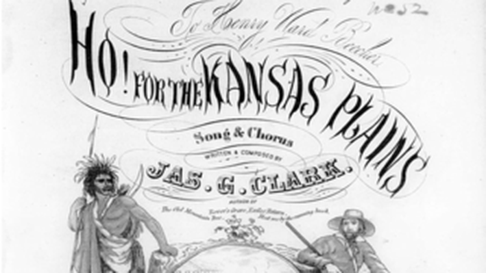 National Expansion and Reform, 1815-1860: Ho! For the Kansas Plains