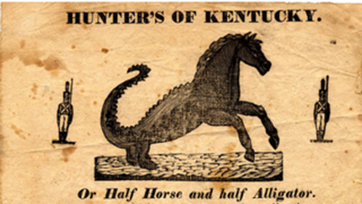 The New Nation, 1783-1815: Hunters of Kentucky