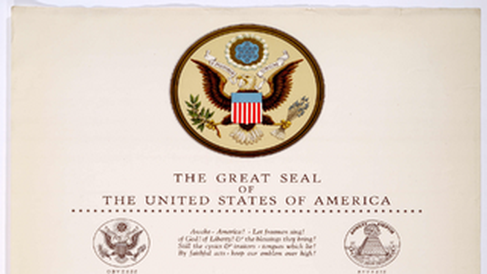 The Great Seal of the United States 2