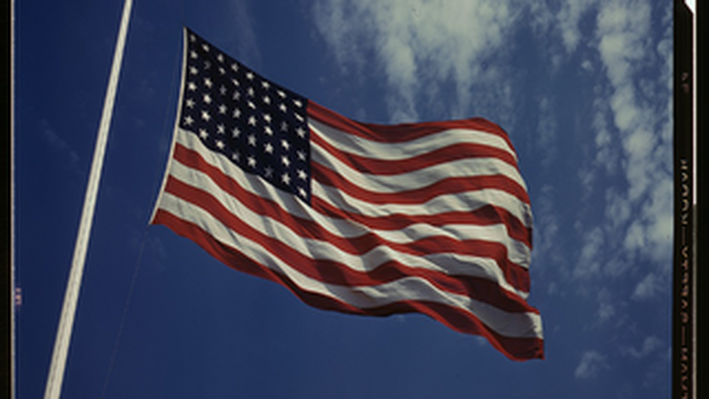 The United States Flag: The Star Spangled Banner