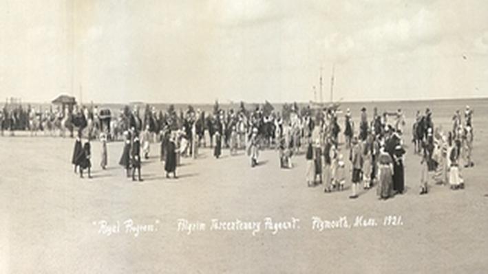 Pilgrim Tercentenary Pageant, 1921