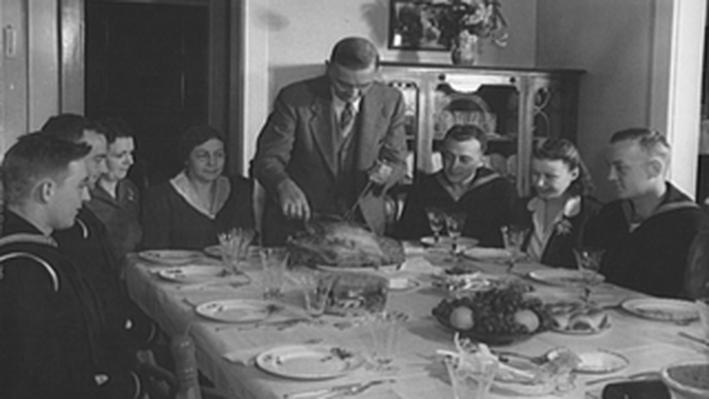 Thanksgiving, 1942