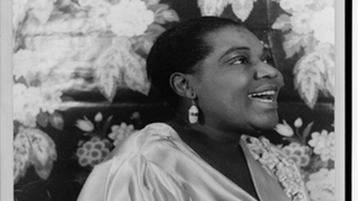 Portrait of Bessie Smith