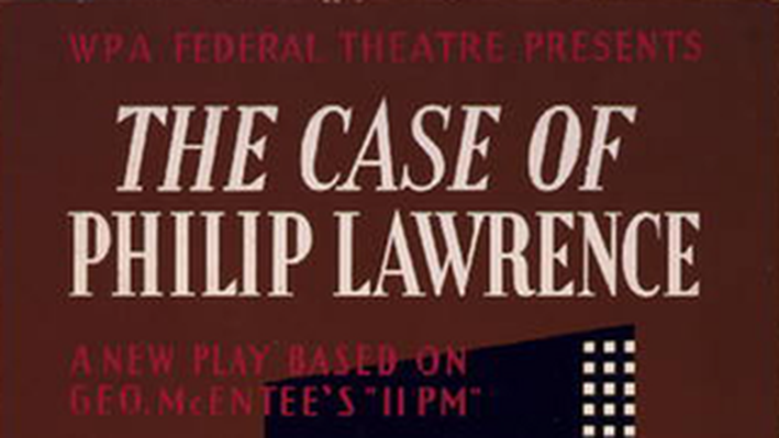 The Case of Philip Lawrence