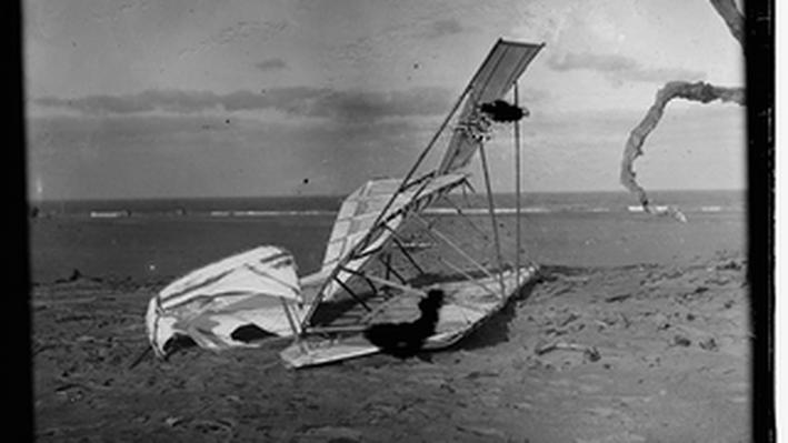 Crumpled Glider