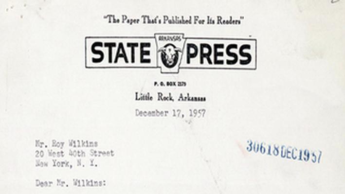 Daisy Bates and the Little Rock Nine