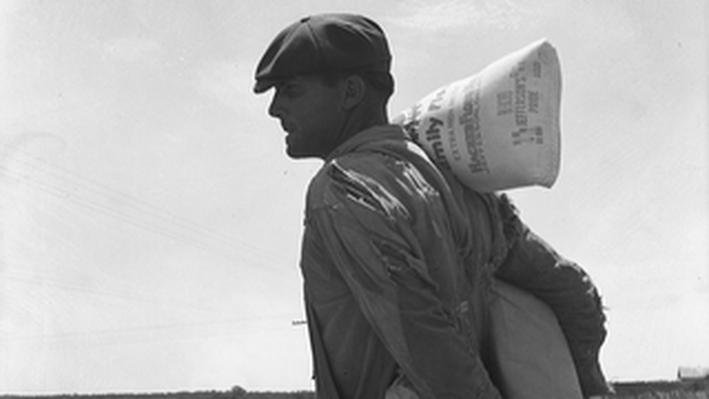 Relief Client Near Oil City, Oklahoma