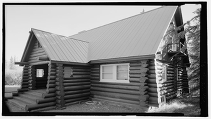 Mount McKinley Headquarters: Superintendent's Residence, Cantwell (Denali Borough, Alaska)