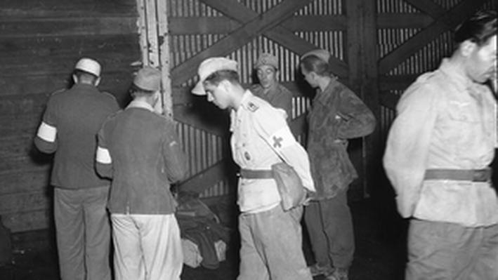 Axis Prisoners of War