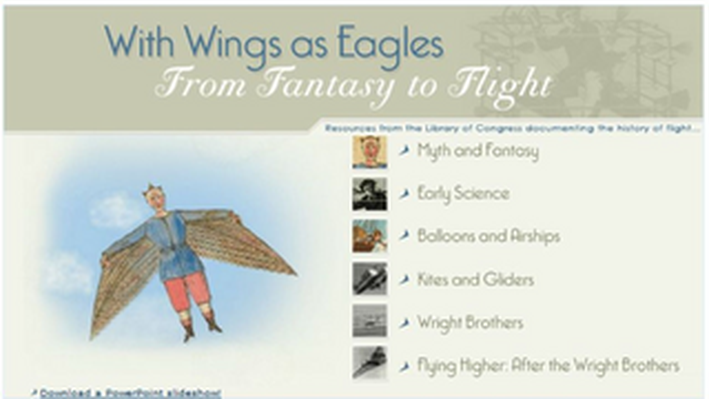 With Wings as Eagles: From Fantasy to Flight