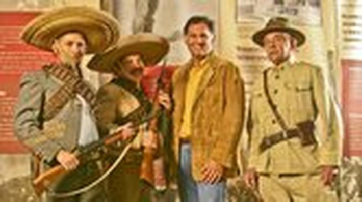 Pancho Villa Watch Fob | History Detectives