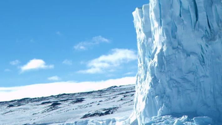Antarctica's Ice on the Move