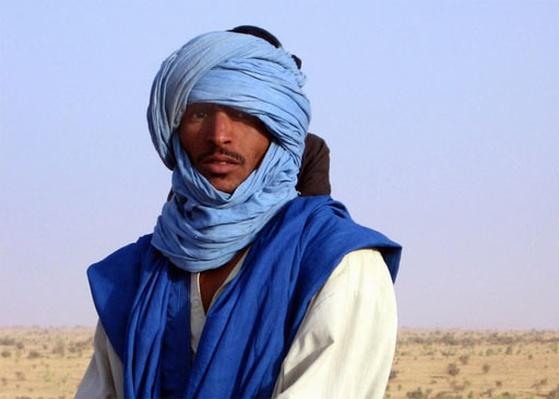 The Settling of Desert Nomads