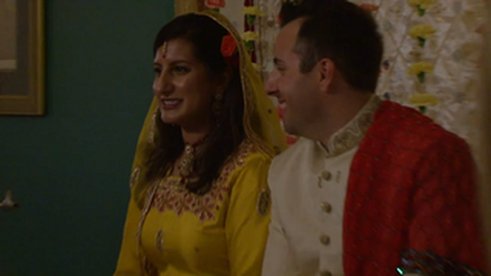 When Rod Met Sabina: A Marriage Across Cultures