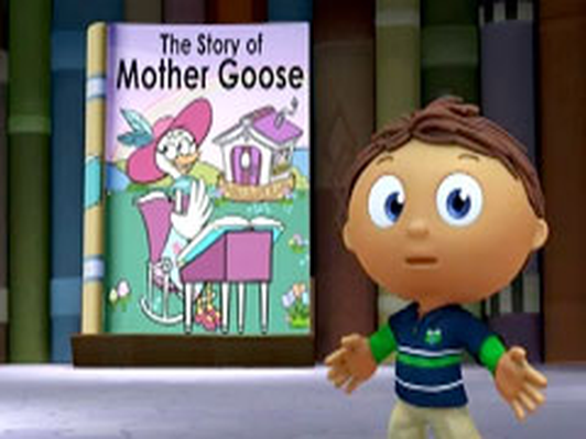 The Story of Mother Goose