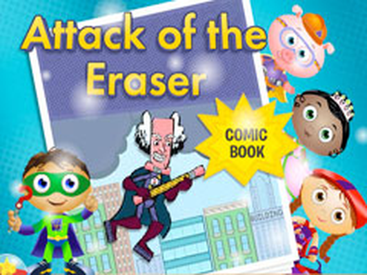 Attack of the Eraser