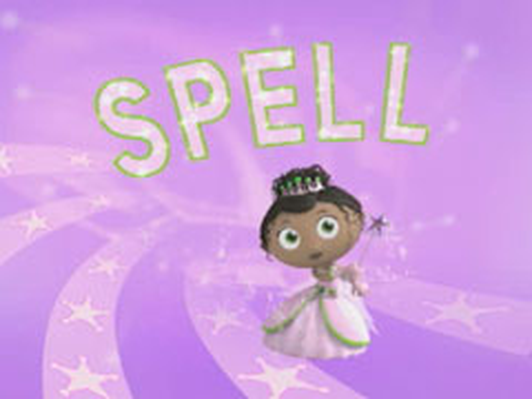 I Love to Spell - Super Why! | PBS KIDS Lab
