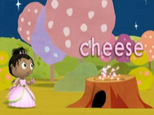 Princess Presto Cheese Game