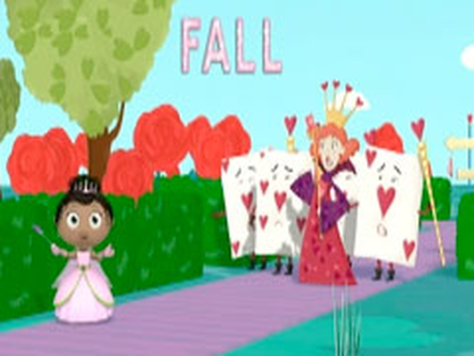 Princess Presto's spells FALL