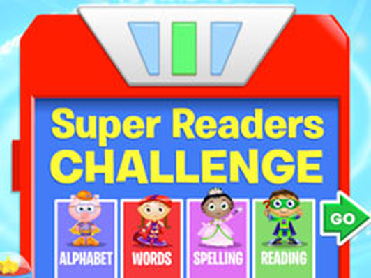Super Readers Challenge