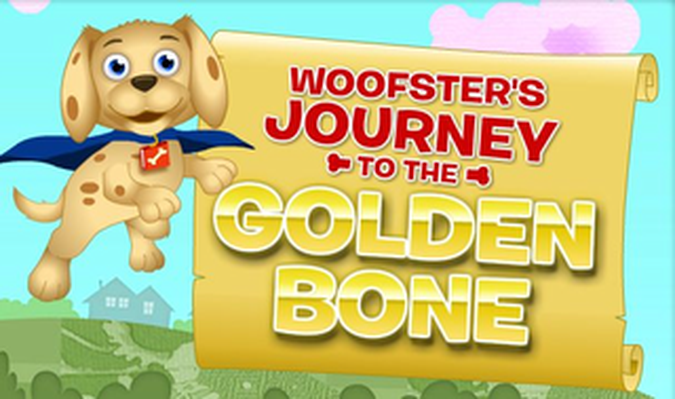 Woofster's Journey to the Golden Bone