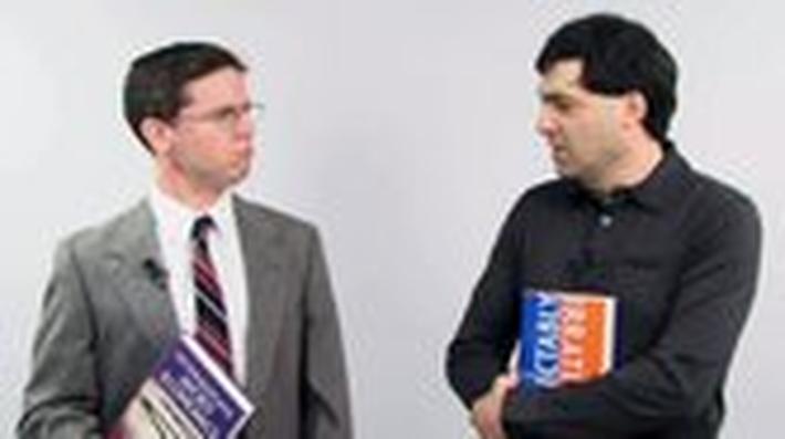 Economist Studies Why People Cheat Video