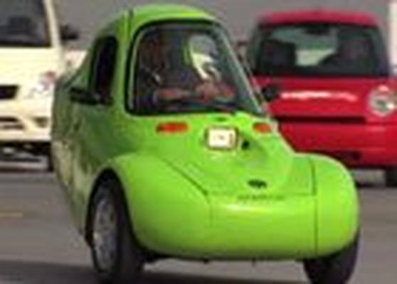 The Electric Car's Journey Lesson Plan (Language Arts)