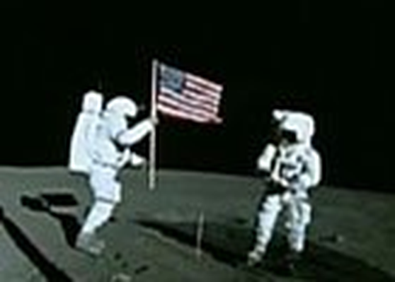NASA Crashes Rocket on Moon | PBS Newshour