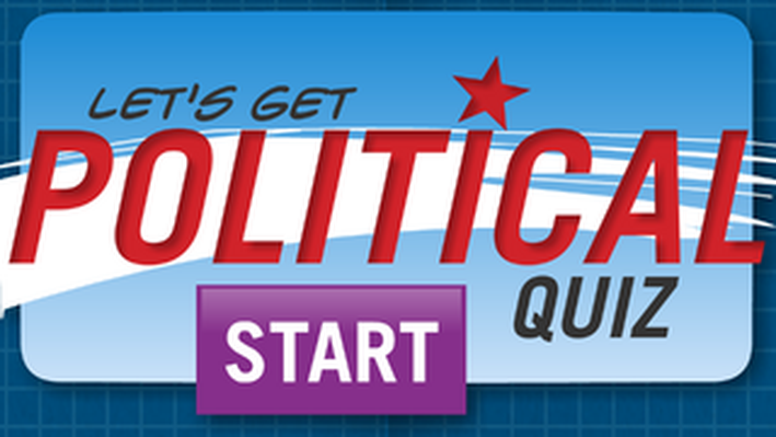 Let's Get Political QuizLet's Get Political Quiz | PBS Teachers