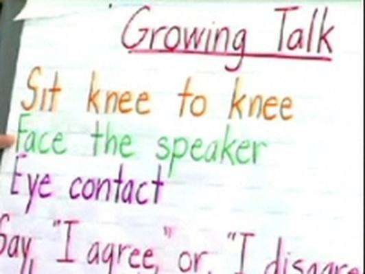 Growing Talk