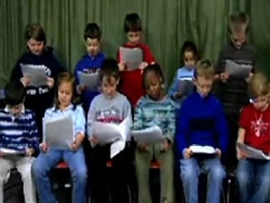 Readers' Theater: Part 1