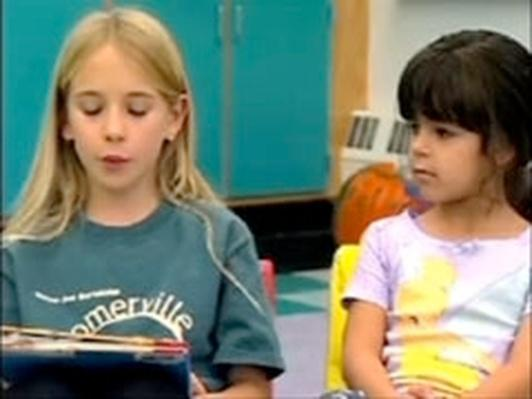 Reading Buddies: Anna