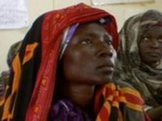 Rain in a Dry Land: Kakuma Refugee Camp, Kenya (Clip 1 of 1)