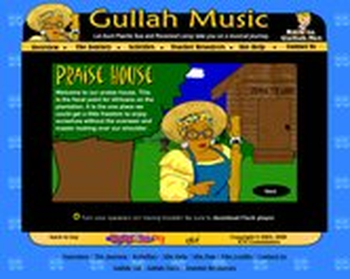 Gullah Music: Praise House Interactive