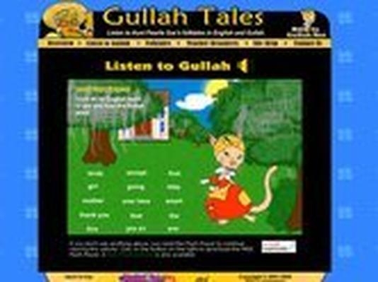 Gullah Tales: Listen to Gullah