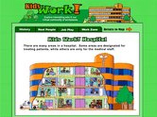 Work Zone: Interactive Hospital